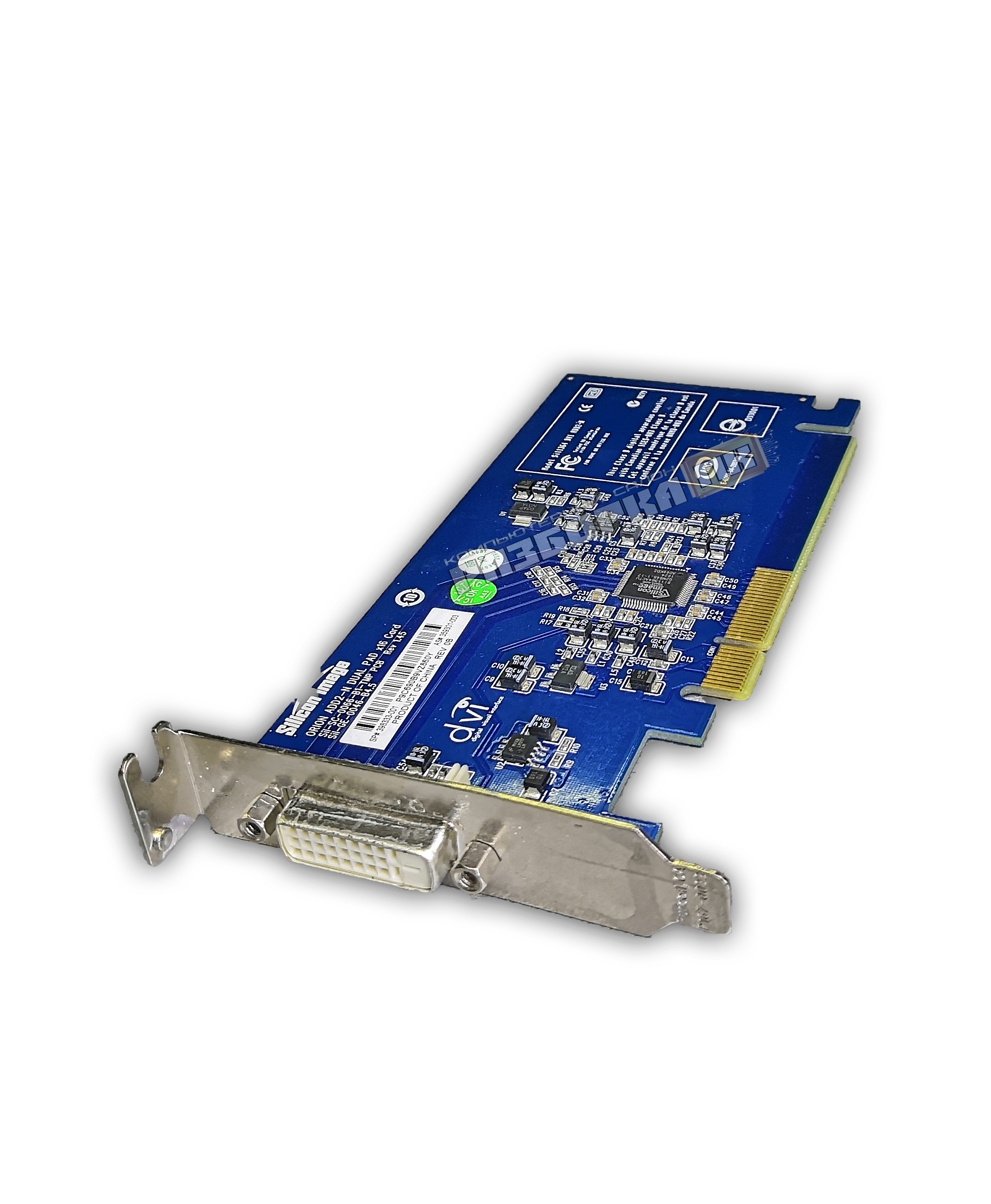 Видеоплата PCI-E Silicon Image Sil1364 DVI ADD2-N